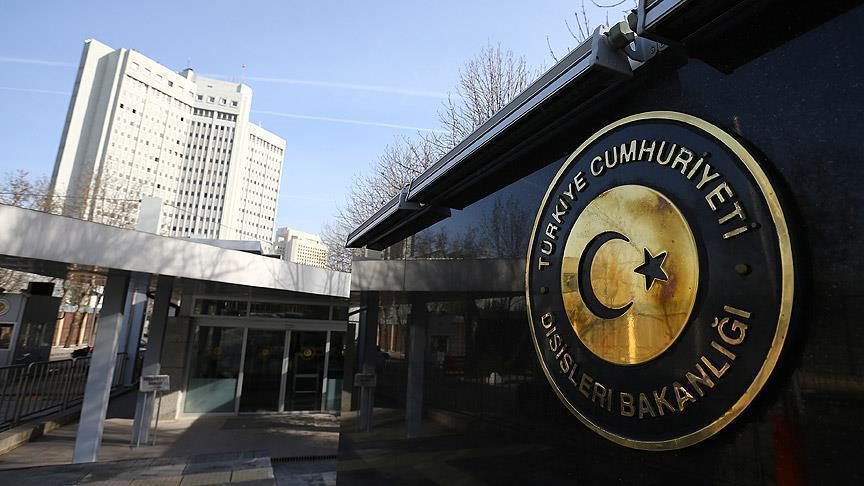Turkey 'ready' to discuss ties with Netherlands