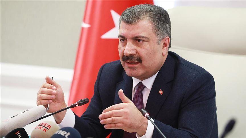 Turkey records 988 new cases of COVID-19