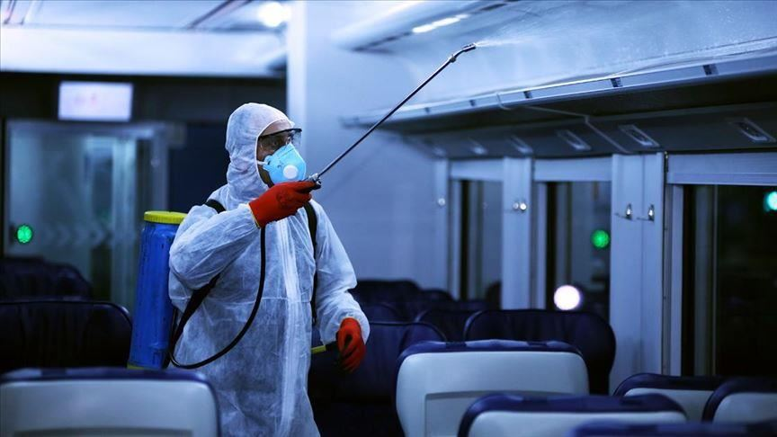 Turkey reports over 20,000 new COVID-19 infections