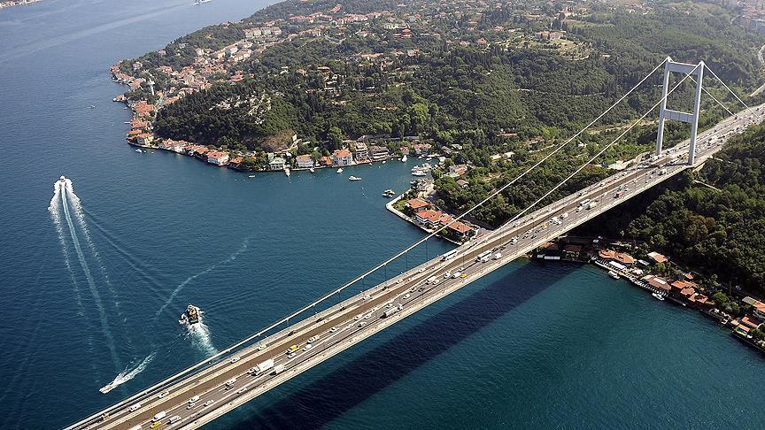Turkey: Road, bridge tolls reap $295.5M through Sept.