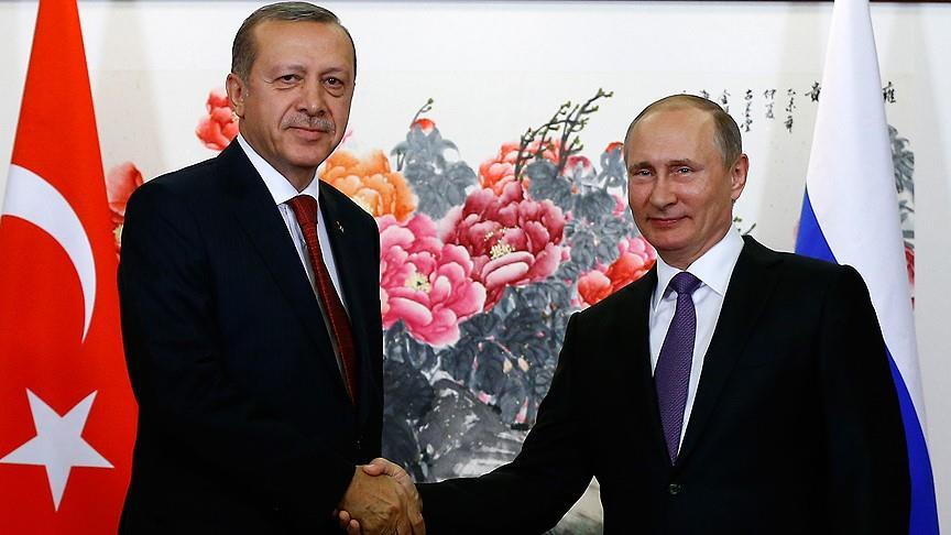 Turkey, Russia high-level talks to 'accelerate' ties