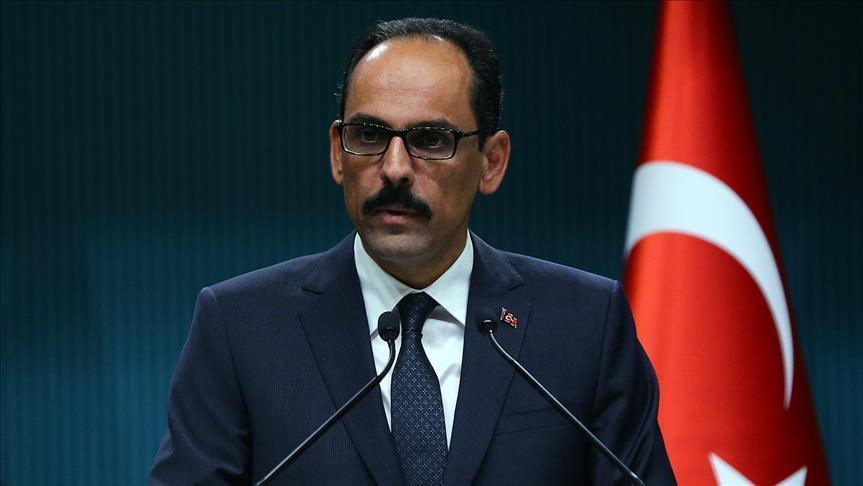 Turkey says no country can combat terrorism alone