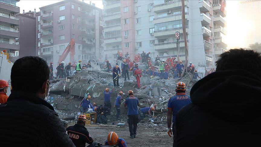 Turkey: Search and rescue efforts completed after quake