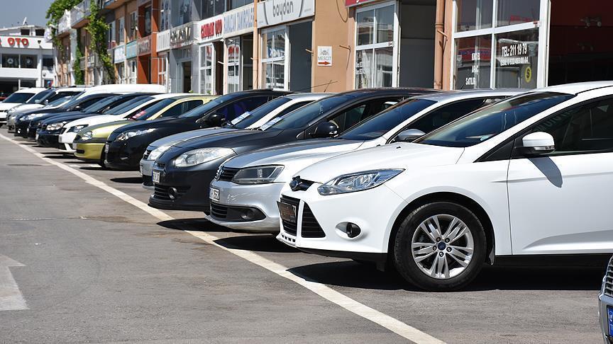 Turkey sees drop in registered vehicles in November