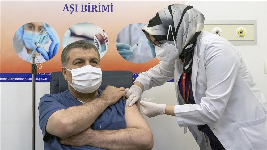 Turkey set to start COVID-vaccination on Thursday