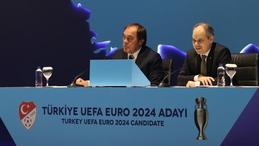 Turkey sets eyes on hosting UEFA Euro 2024