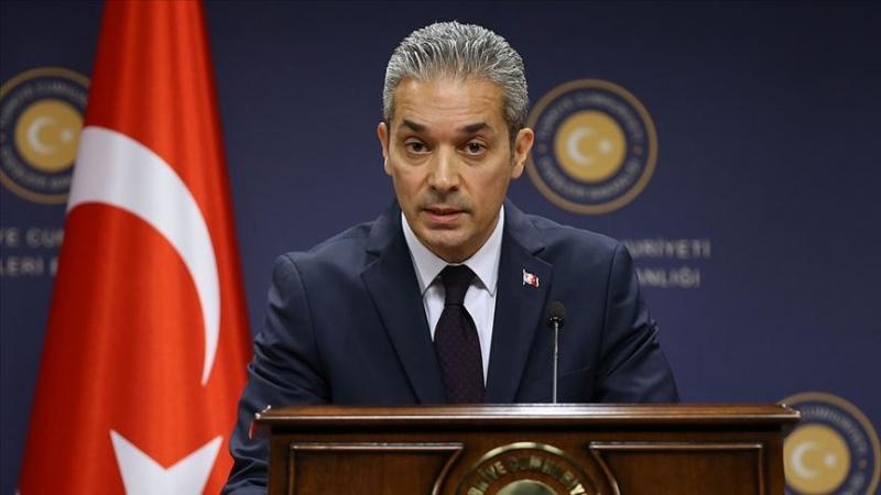 Turkey slams France's threats about sanctions