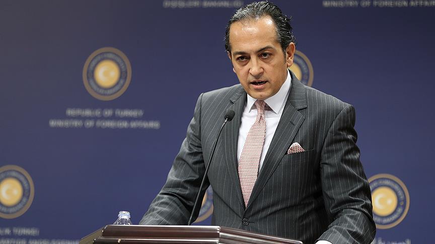 Turkey slams Iranian envoy's remarks
