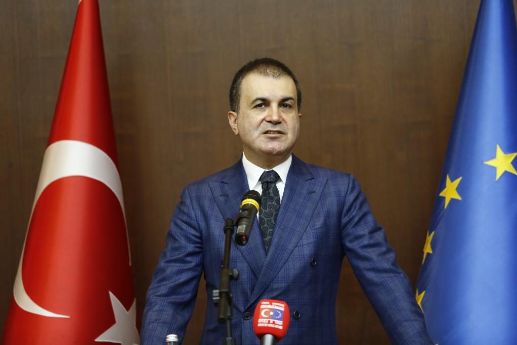 Turkey slams Macron's comments on E. Mediterranean