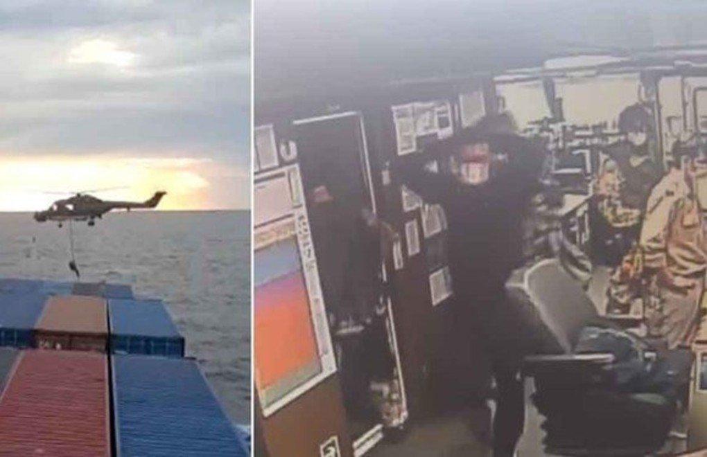 Turkey summons envoys of EU, Italy, Germany over search of ship heading to Libya
