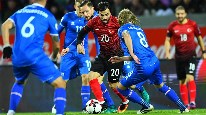 Turkey takes on Iceland in vital World Cup qualifier