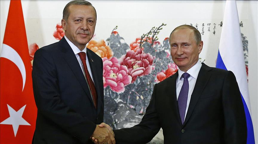 Turkey talking 'in detail' to Kremlin over Syrian war