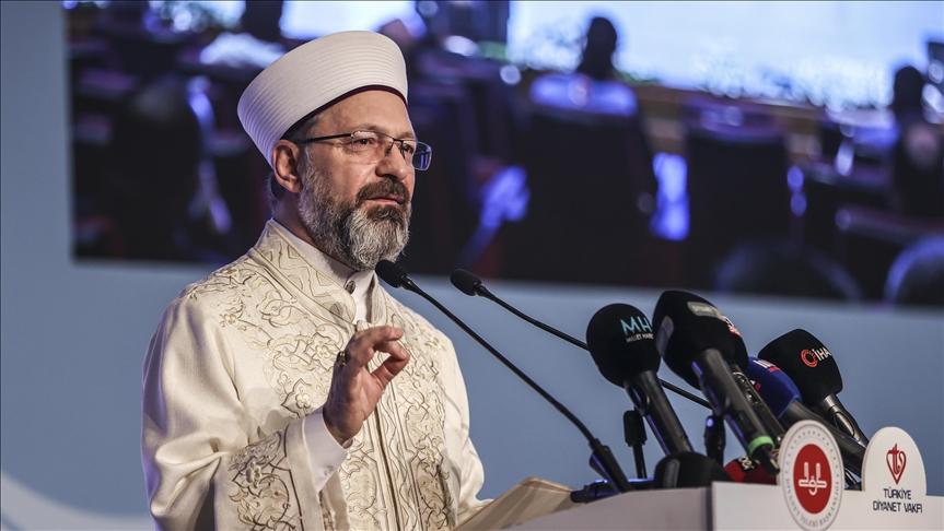 Turkey: Tarawih prayers at home in Ramadan