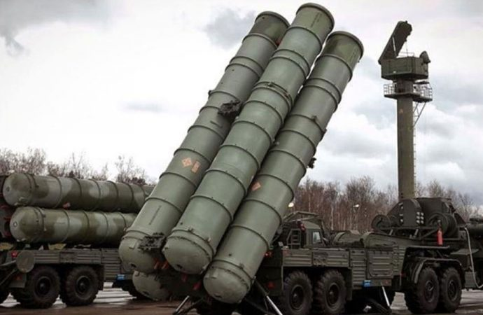 Turkey tests Russian-made S-400 defence system