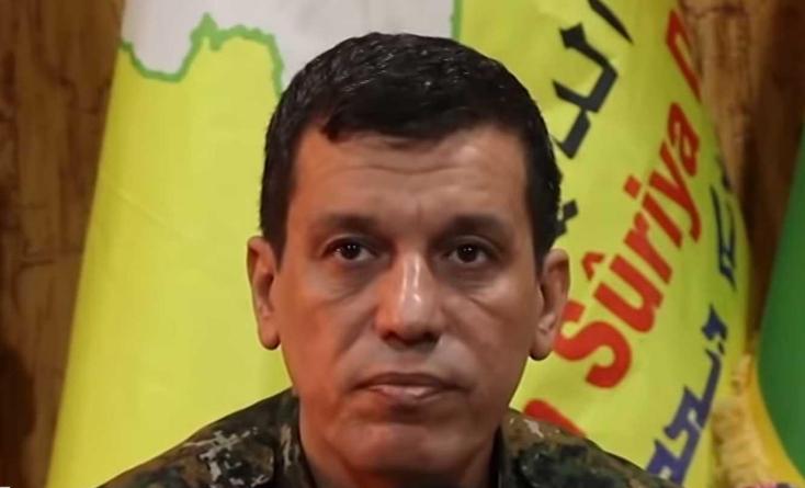 Turkey to request extradition for YPG/PKK leader Mazloum Kobani