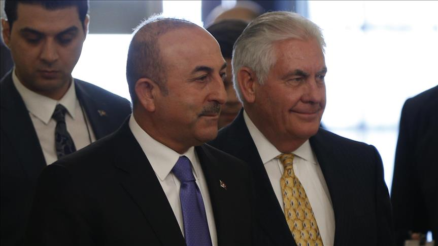 Turkey, US reaffirm resolve to mutual security