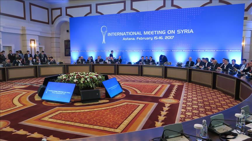Turkey wants new Syrian structures to have full powers