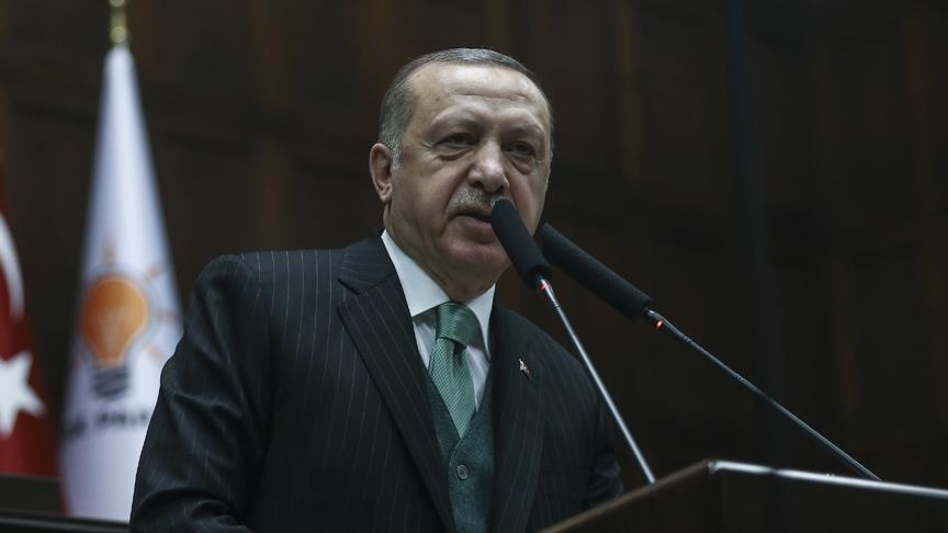 Turkey will give Manbij to its rightful owners: Erdogan