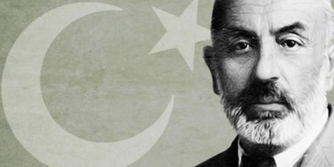 Turkey: Writer of national anthem commemorated
