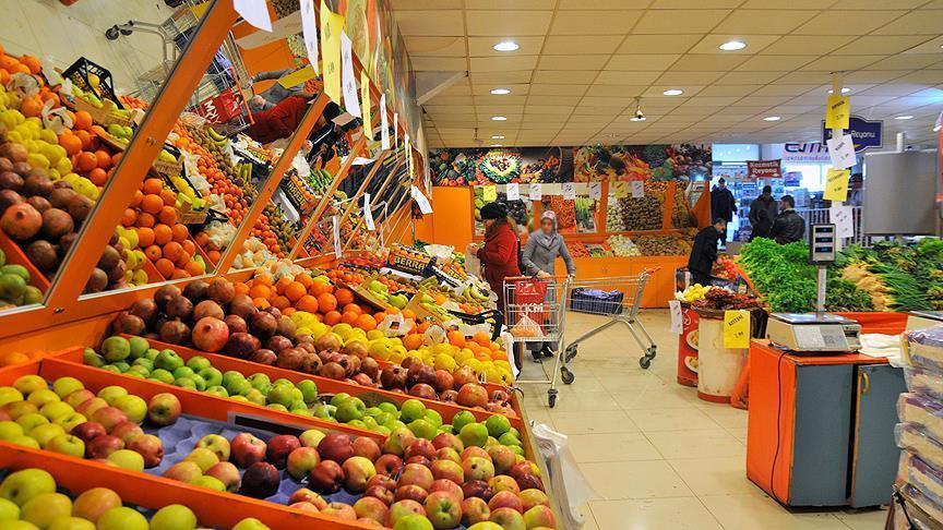 Turkey's annual inflation rate up in February