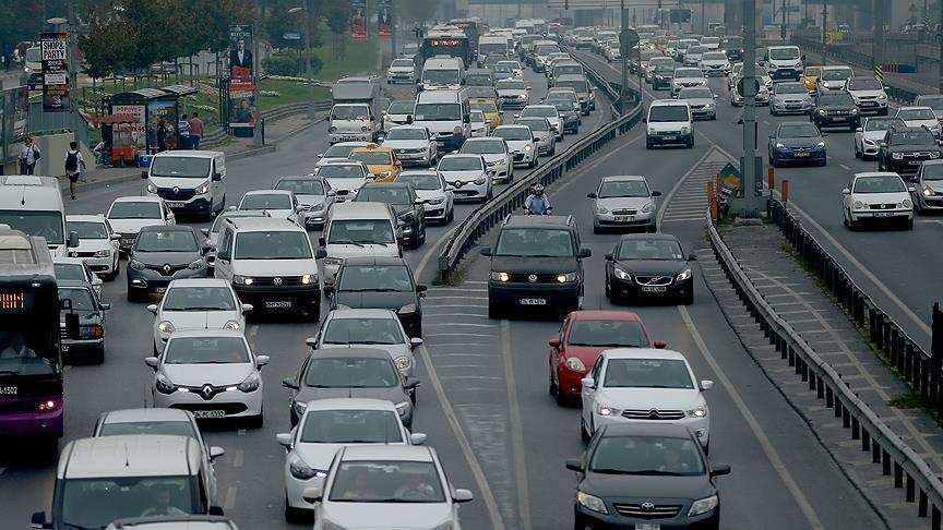 Turkey's automobile sales up in January