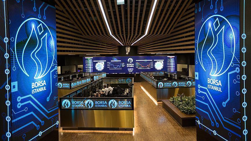 Turkey's Borsa Istanbul goes up at opening