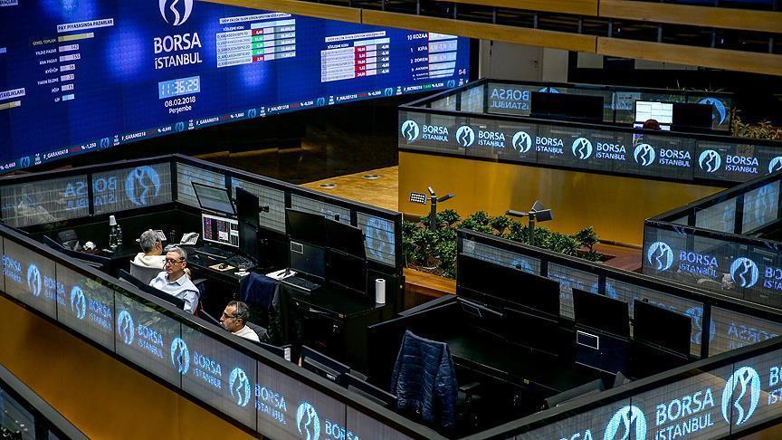 Turkey's Borsa Istanbul opens week up