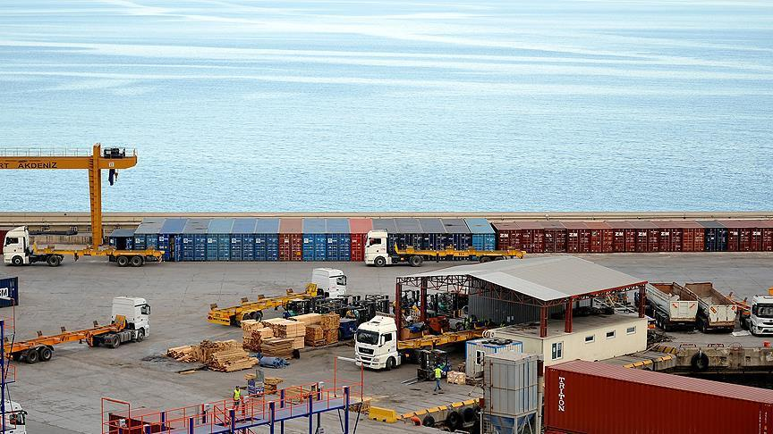 Turkey's exports on the rise in April