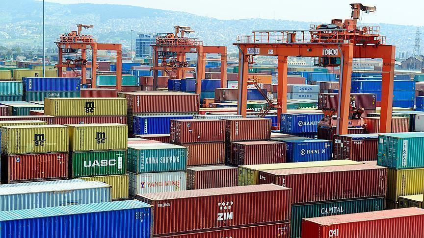 Turkey's exports up over 10 pct in 2017
