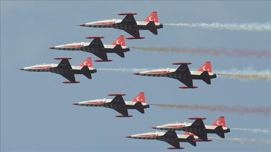 Turkey's first airshow to gather aviation industry