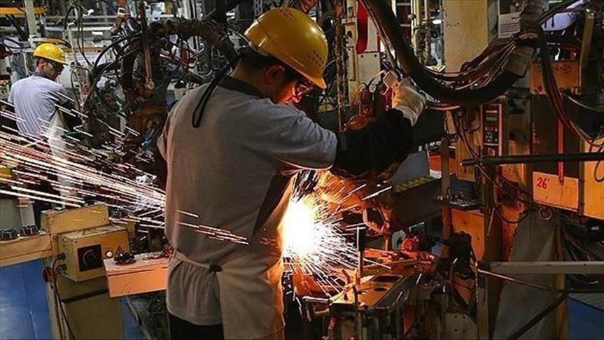 Turkey's industrial production increases in December