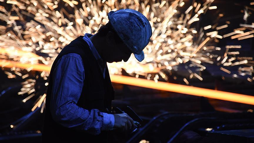 Turkey's industrial production rises in December