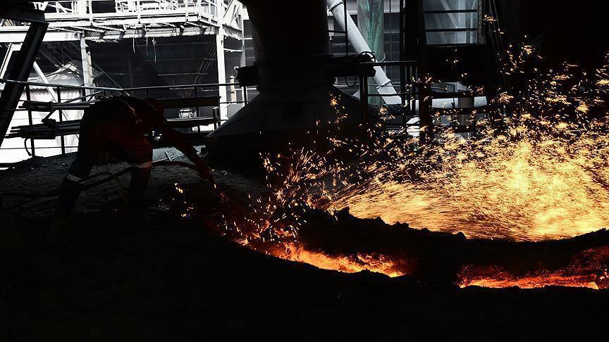 Turkey's industrial production up 10.4 pct in September