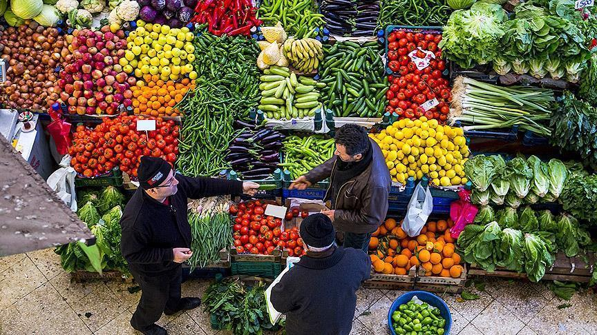 Turkey's inflation hits 11.92 percent in December 2017