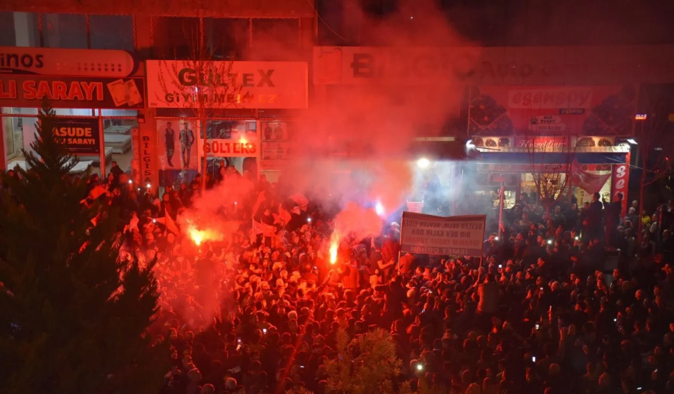 Turkey's Kahta of Adiyaman reunites with Saadet Party