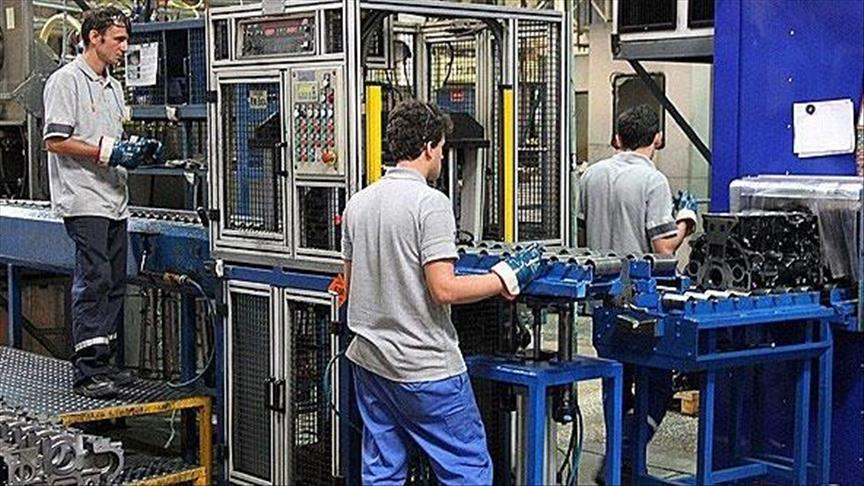 Turkey's manufacturing index recovers in February