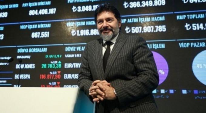 Turkeys stock exchange managing director resigns