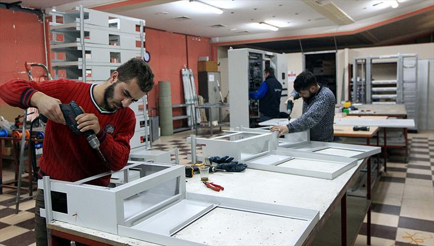 Turkey's unemployment rate falls to 10.6 percent