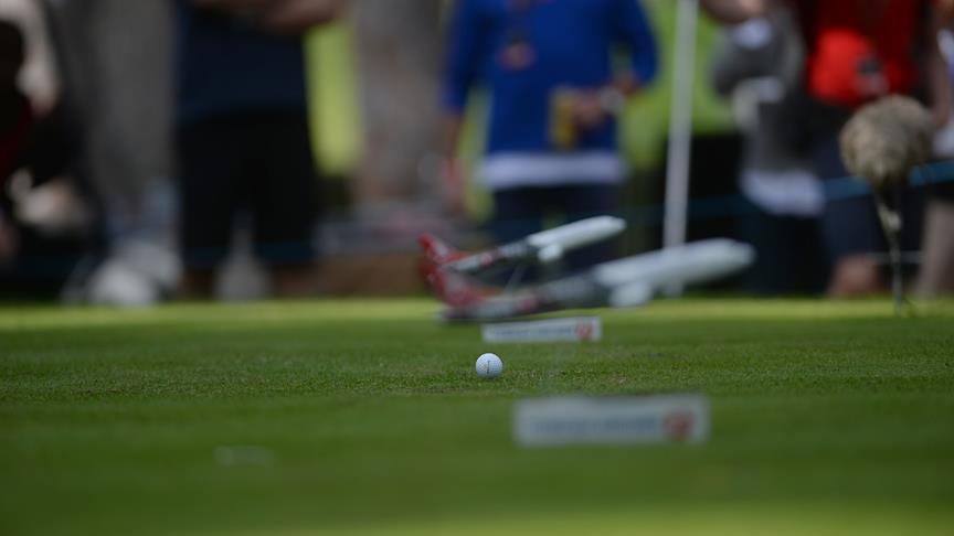 Turkish Airlines golf tournament boosts Turkey's image