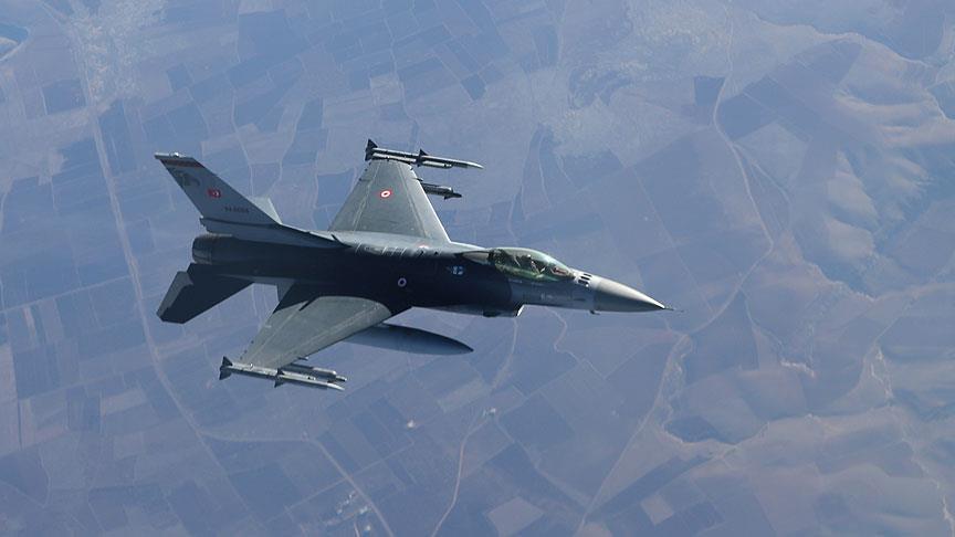 Turkish airstrikes hit PKK targets in northern Iraq