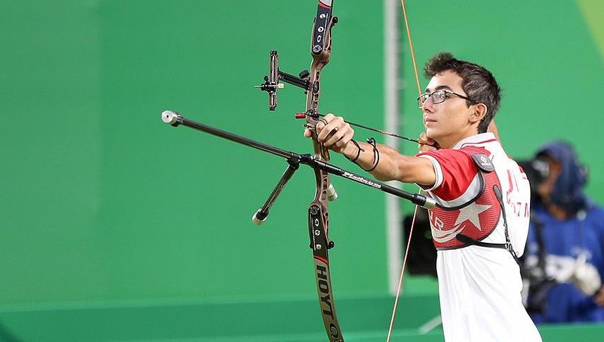 Turkish archer wins silver in world championships