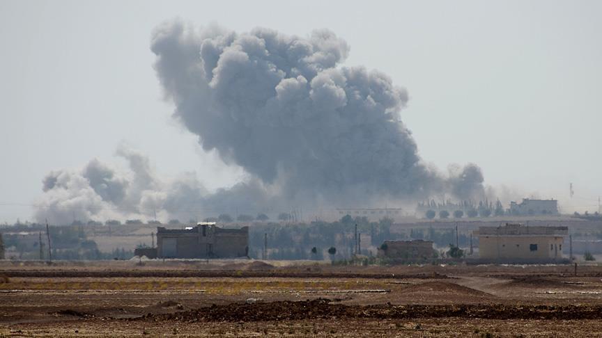Turkish Army: '26 Daesh terrorists 'neutralized' in northern Syria'