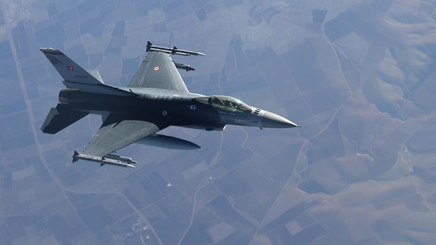 Turkish Army hits Daesh, 30 terrorists killed