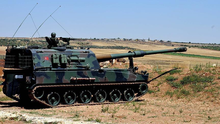 Turkish army kills 22 Daesh terrorists in Syria