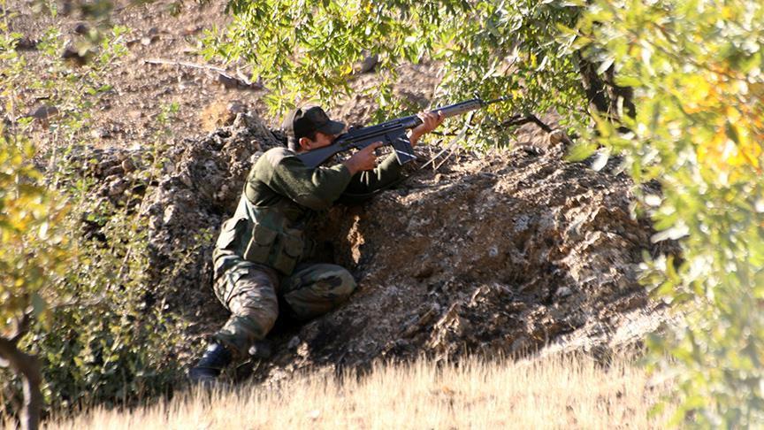 Turkish army says 537 terrorists 'neutralized'