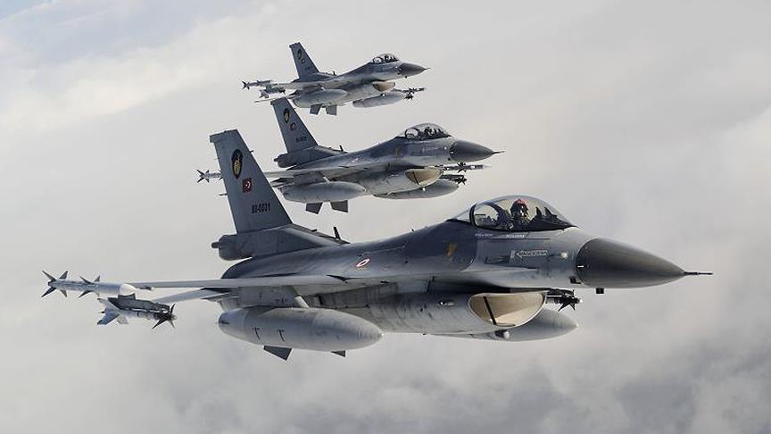Turkish army says 7 terrorists 'neutralized' in Iraq