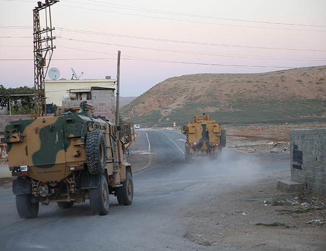 Turkish army sets up first observation post in Idlib