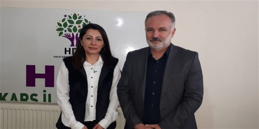 Turkish authorities invite Kars co-mayors in for questioning