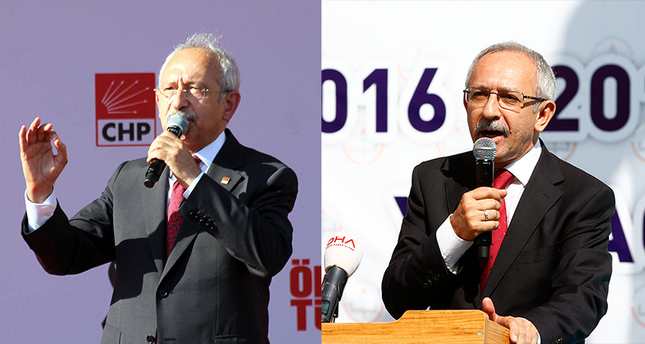 Turkish bureaucrat dubbed CHP chair's doppelganger