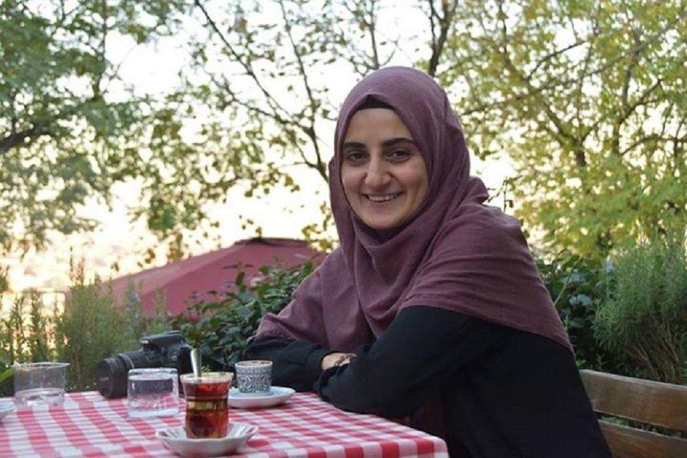 Turkish citizen in Zionist prison! Ebru Ozkan's detention extended